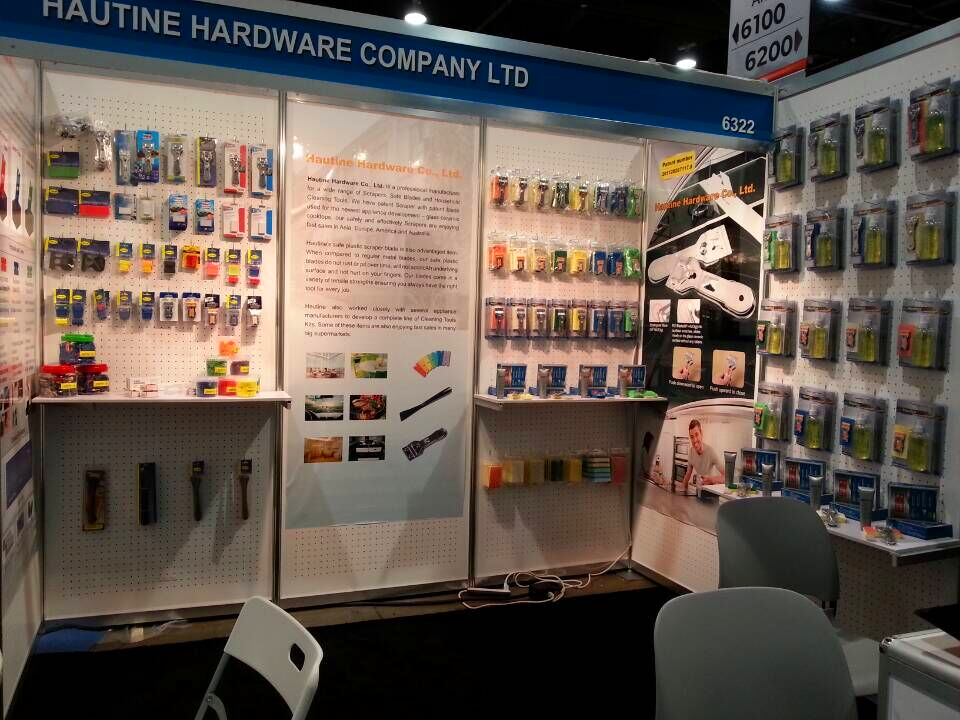 Hautine Hardware Company Limited participated in International Hardware Fair Cologne 2018 in Germany